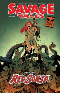 Savage Tales Red Sonja 2019 digital The Seeker