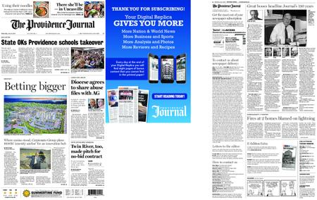 The Providence Journal – July 24, 2019