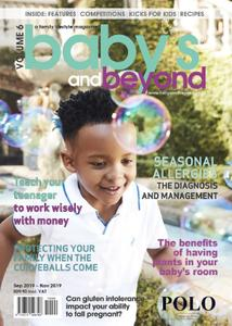 Baby's and Beyond - September-November 2019