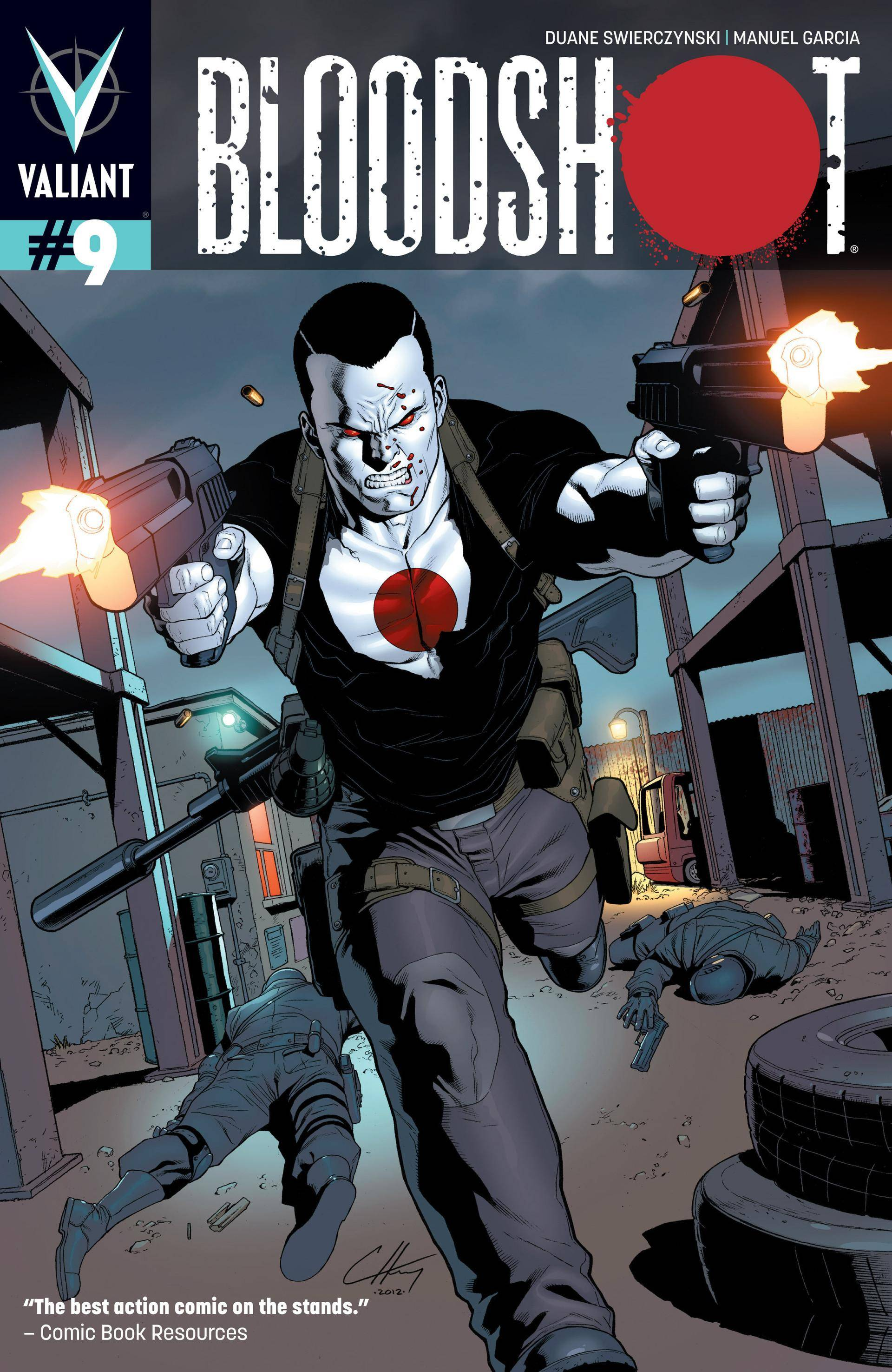 bloodshot - HD 1200×1882