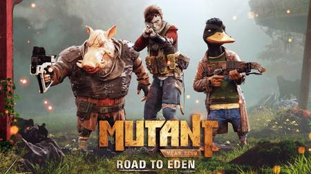 Mutant Year Zero: Road to Eden - Stalker Trials (2019)