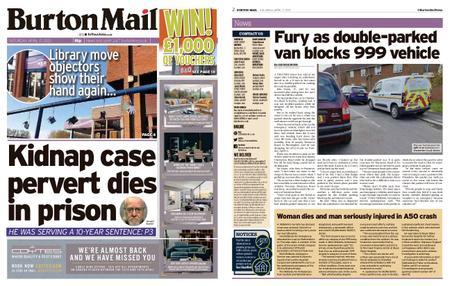 Burton Mail – April 17, 2021