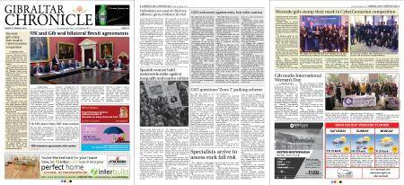 Gibraltar Chronicle – 09 March 2018