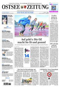Ostsee Zeitung Wolgast - 09. März 2019