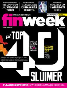 Finweek Afrikaans Edition - Oktober 24, 2019