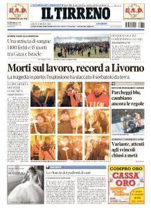 Il Tirreno Livorno - 31 Marzo 2018