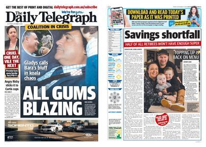 The Daily Telegraph (Sydney) – September 11, 2020