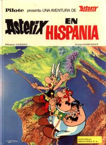 Aventuras de Astérix 11: Asterix en Hispania