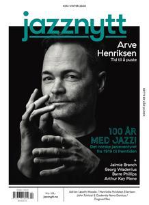 Jazznytt - Vinter 2020