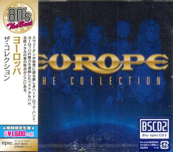 Europe - The Collection (2009) [2013, Japanese BSCD2]