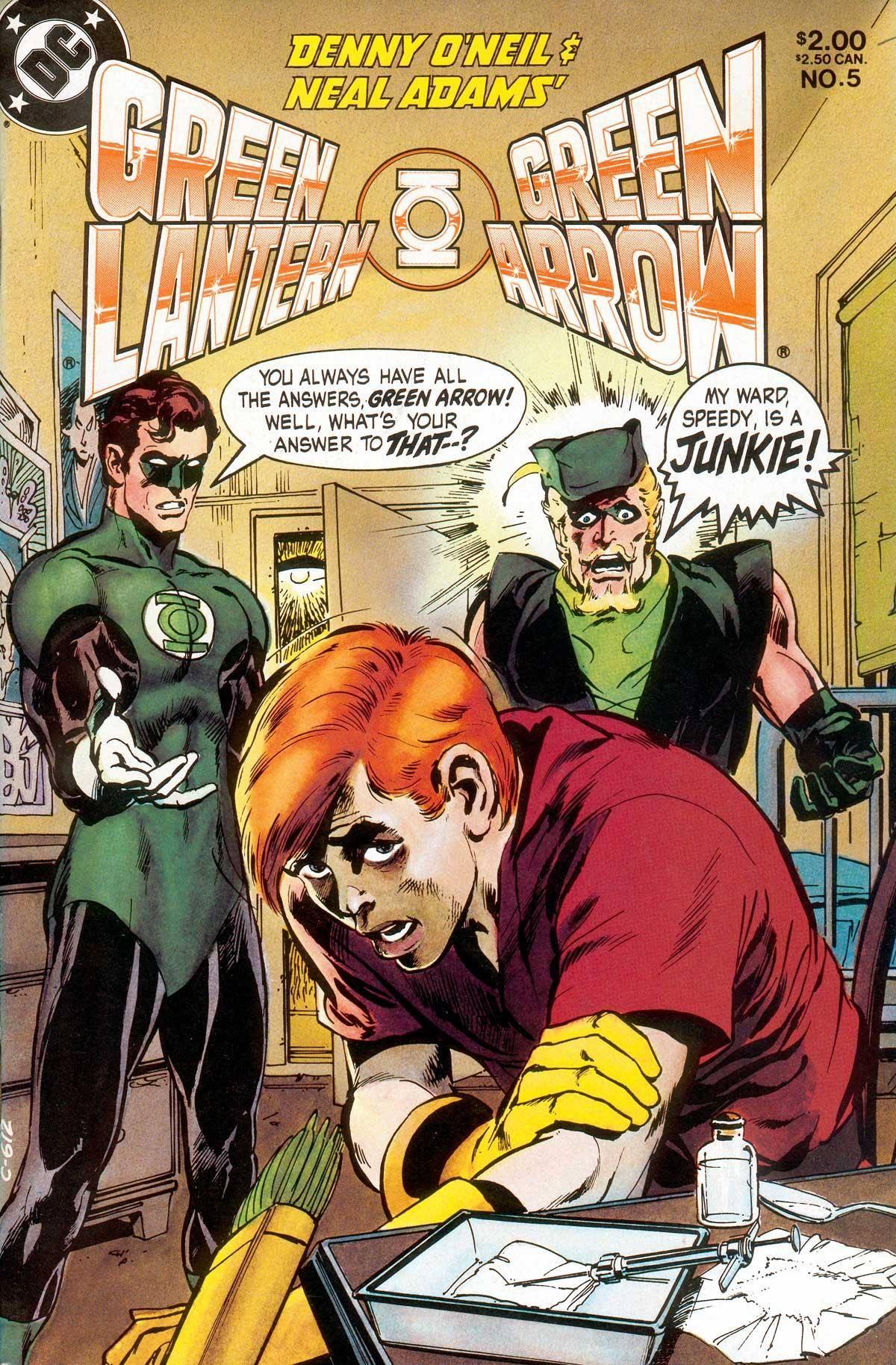 Green Lantern  Green Arrow 05