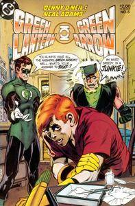 Green Lantern  Green Arrow 05