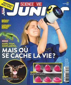 Science & Vie Junior - novembre 2020