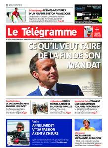 Le Télégramme Quimper – 24 août 2021