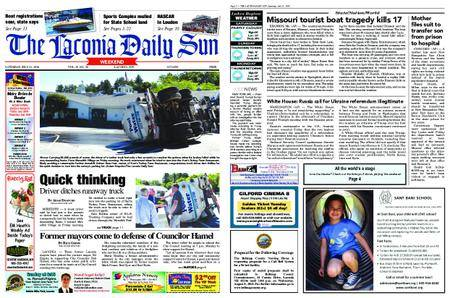 The Laconia Daily Sun – July 21, 2018
