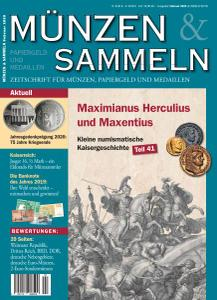 Münzen & Sammeln - Februar 2020