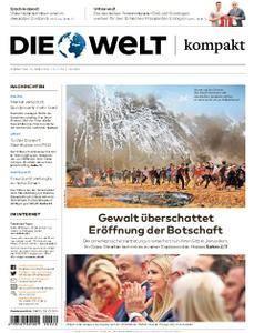 Die Welt Kompakt Hamburg - 15. Mai 2018