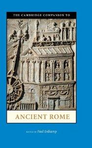The Cambridge Companion to Ancient Rome (repost)