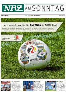 NRZ Neue Rhein Zeitung Sonntagsausgabe - 30. Juni 2019