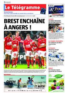 Le Télégramme Brest – 20 octobre 2019