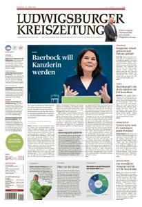 Ludwigsburger Kreiszeitung LKZ - 20 April 2021