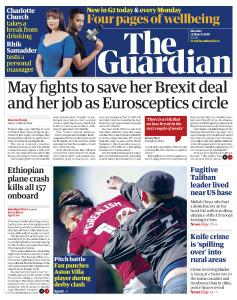 The Guardian - March 11, 2019