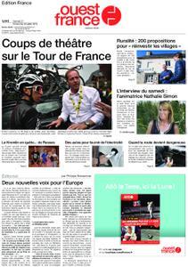 Ouest-France Édition France – 27 juillet 2019