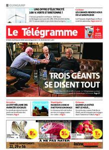 Le Télégramme Guingamp – 30 janvier 2020