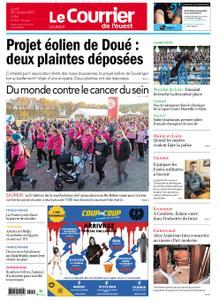 Le Courrier de l'Ouest Saumur – 25 octobre 2021