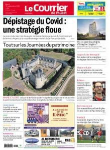 Le Courrier de l'Ouest Angers – 15 septembre 2020