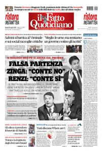 Il Fatto Quotidiano - 22 agosto 2019
