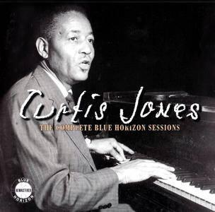 Curtis Jones - The Complete Blue Horizon Sessions (2008)