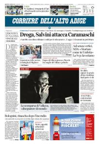 Corriere dell'Alto Adige – 23 aprile 2019