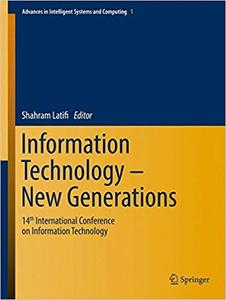 Information Technology - New Generations: 14th International Conference on Information Technology