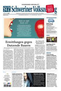 Schweriner Volkszeitung Hagenower Kreisblatt - 11. Januar 2020