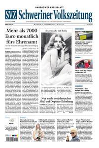 Schweriner Volkszeitung Hagenower Kreisblatt - 21. November 2018