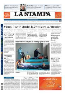 La Stampa Imperia e Sanremo - 18 Marzo 2020