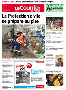 Le Courrier de l'Ouest Cholet – 10 novembre 2019