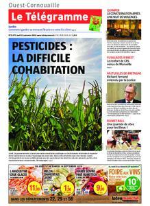 Le Télégramme Ouest Cornouaille – 12 septembre 2019