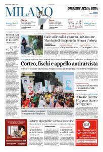 Corriere della Sera Milano - 26 Aprile 2018