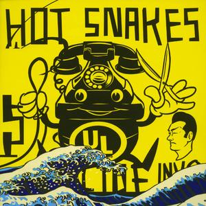 Hot Snakes - Suicide Invoice (2002) {Swami}