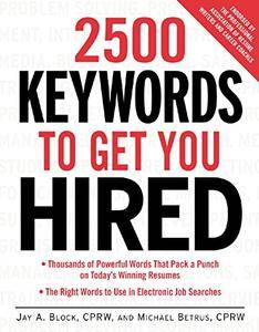 2500 Keywords to Get You Hired (Repost)