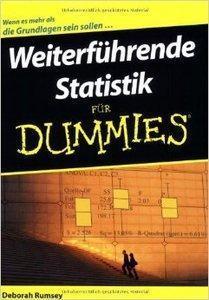 Weiterführende Statistik für Dummies (repost)