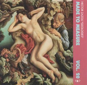 Hector Zazou - Geologies (1989) {Made To Measure - MTM 20 CD}