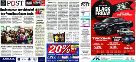 The Guam Daily Post – November 23, 2018