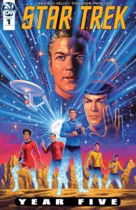 Star Trek-Year Five 001 2019