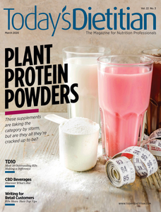 Today's Dietitian - March 2020