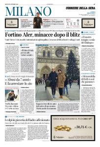 Corriere della Sera Milano – 03 ottobre 2019