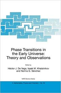 Phase Transitions in the Early Universe: Theory and Observations (Repost)