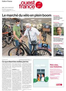 Ouest-France Édition France – 19 septembre 2020